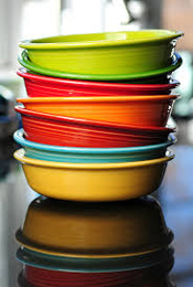 Fiesta Dinnerware The Colorful And Iconic Made In America Brand Will Be Announcing Its New Color Product Introductions For 2017 At Atlanta